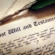 Lascio tutto Badante Testamento